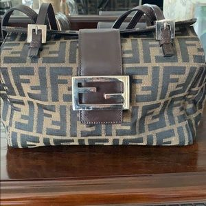 Fendi Box Bag
